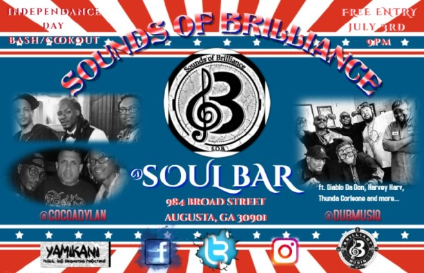 SOB Live July 3rd